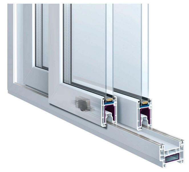 Double Glazed Aluminium Door
