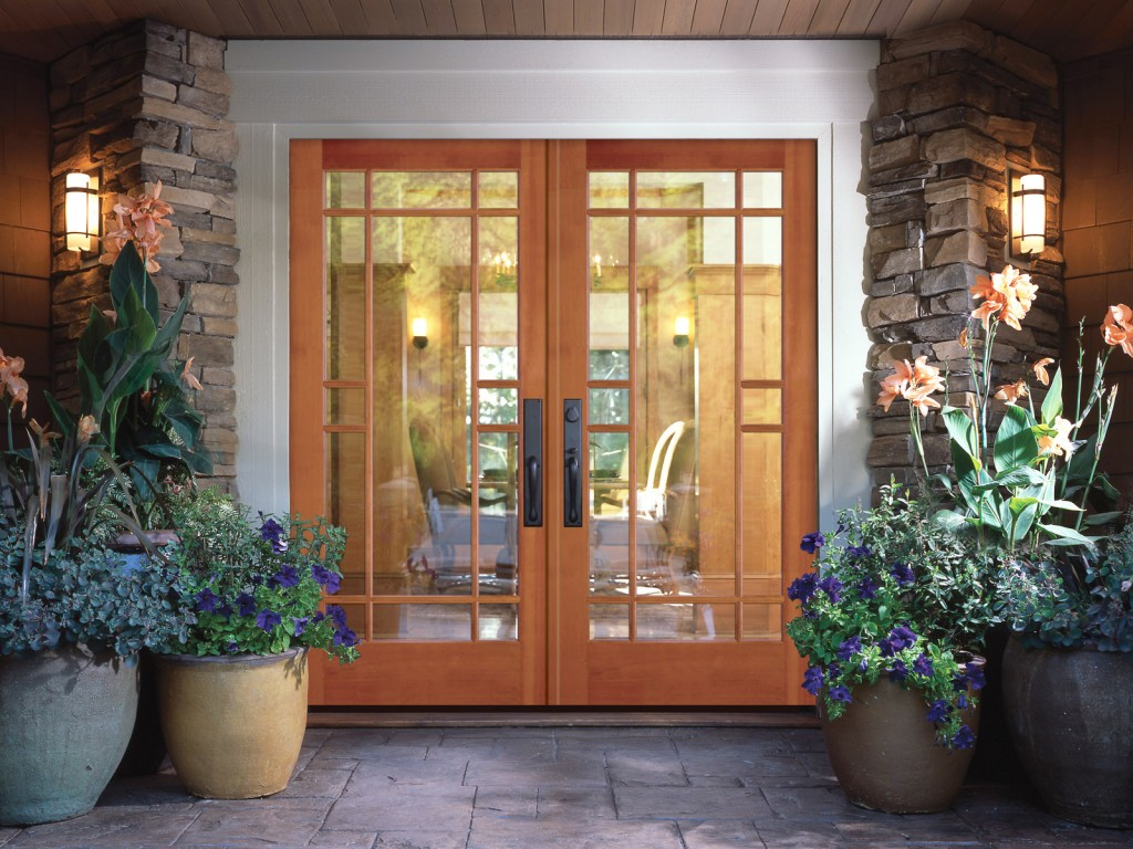 Single Glazed Door